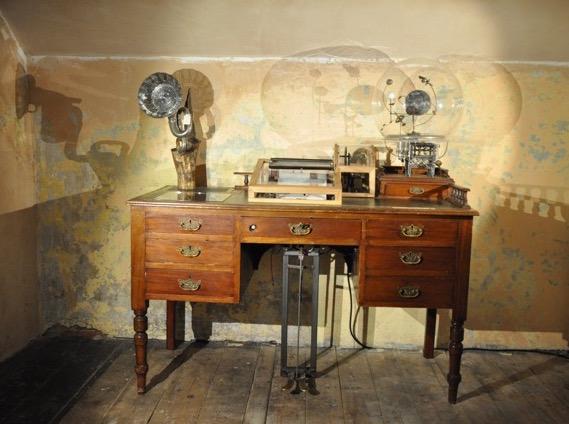 Desk Of Ingenuity