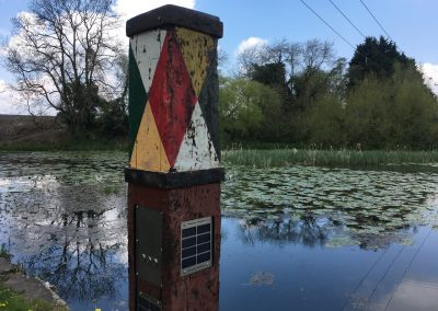 Canalside Audio Posts